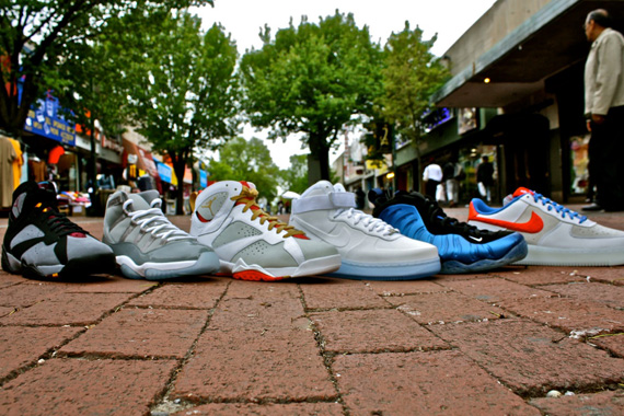 Moe's Sneaker Spot - Grand Opening Release Event