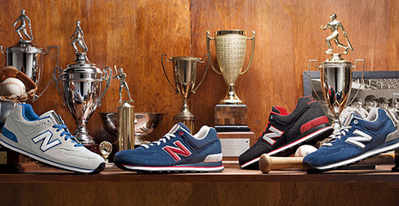 New Balance 574 Season Ticket Collection