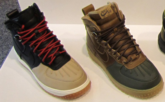 Nike Air Force 1 High Duckboot Fall 2011