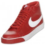 Nike Blazer High Red Croc Varsity Red White