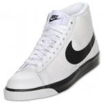 Nike Blazer Mid Croc White Black