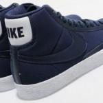 Nike Blazer Mid Premium TG Midnight Navy White