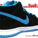 Nike Dunk SB Mid Black Orion Blue