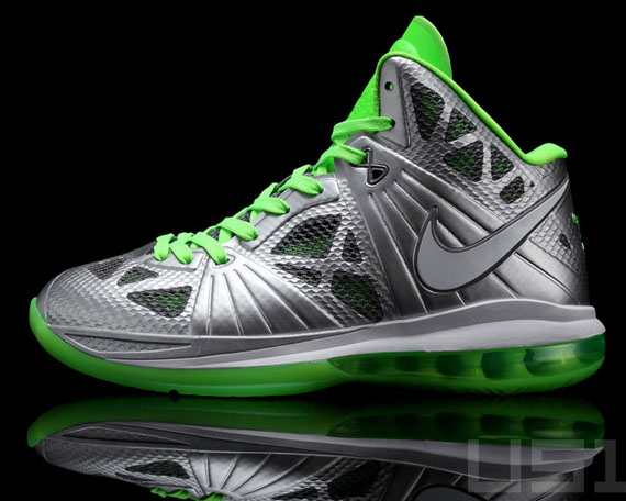 huge selection of 43d15 3e6a5 Nike-LeBron-8-P.S.- Dunkman -Detailed-Look-