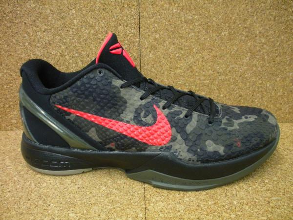 Nike Zoom Kobe VI (6) 'Camo' - First Look