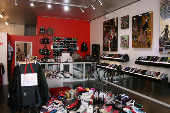 Premium Goods Houston Sneaker Store