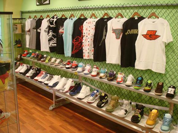 Rare Breed Sneaker Store