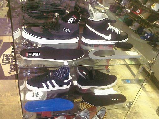 Ruin Skate Shop Atlanta