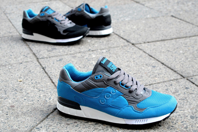 Saucony x Solebox - 'Three Brothers' - Preview