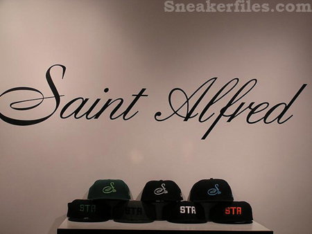St. Alfred Sneaker Store