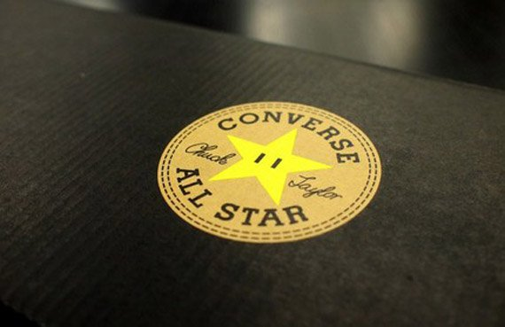 Super Mario x Converse Chuck Taylor All-Star - Packaging