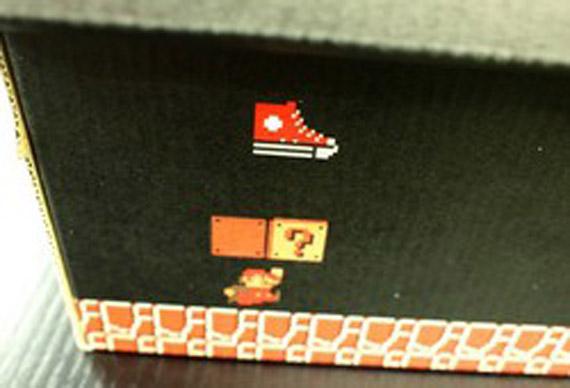 Super Mario x Converse Chuck Taylor All-Star - Packaging