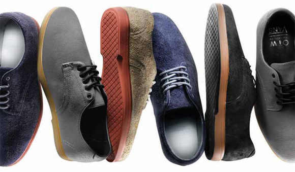 Vans OTW Pritchard Fall Winter 2011