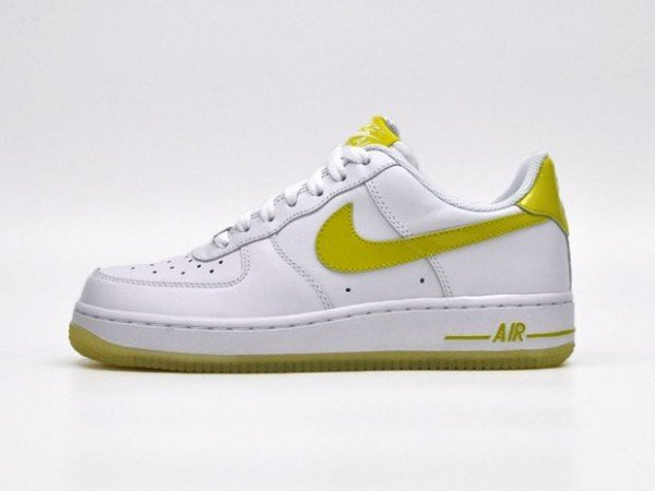Women's Nike Air Force One - Patent Swoosh Pack - New Images