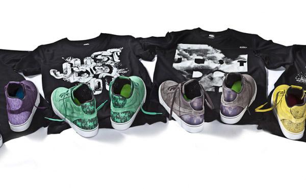 """Nike 6.0 Braata LR Mid Premium - """"Artist Pack"""" - Available"""