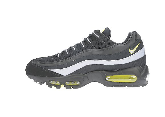 Nike Air Max 95 - Black/Wolf Gray-Sun Yellow - JD Sports Exclusive
