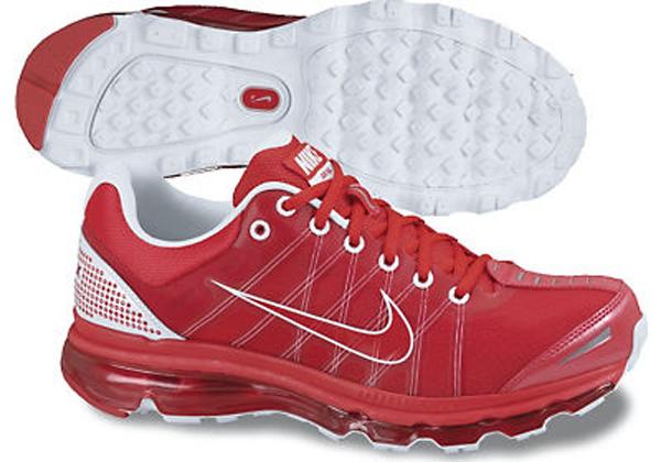 2009 Air Max Red