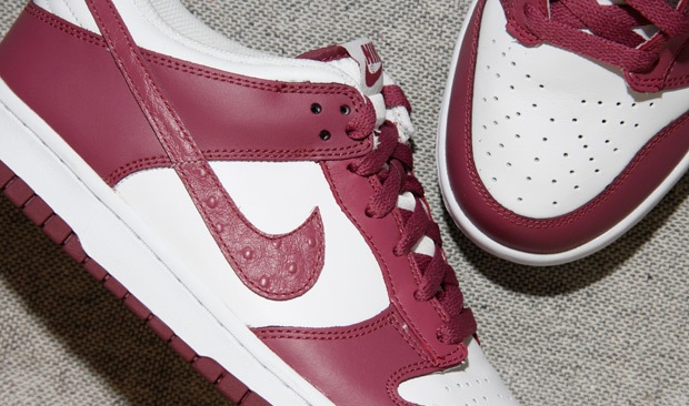 Nike Dunk Low Ostrich - 'Be True To Your Street""