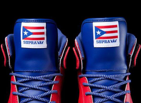 """Supra Vaider """"Puerto Rican Day Parade"""""""