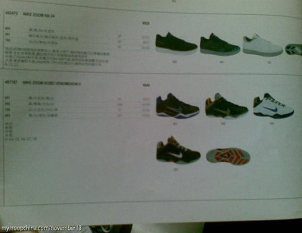 Nike Zoom Kobe Venomenon II - First Look