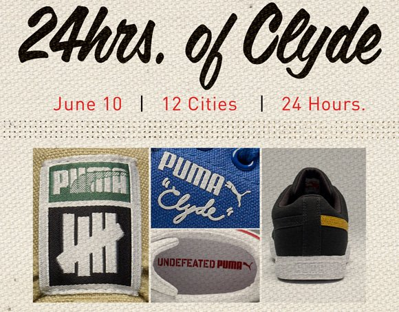 24 Hours of Clyde Party