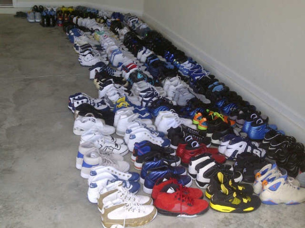 Gilbert Arenas - Sneaker Giveaway - Preview