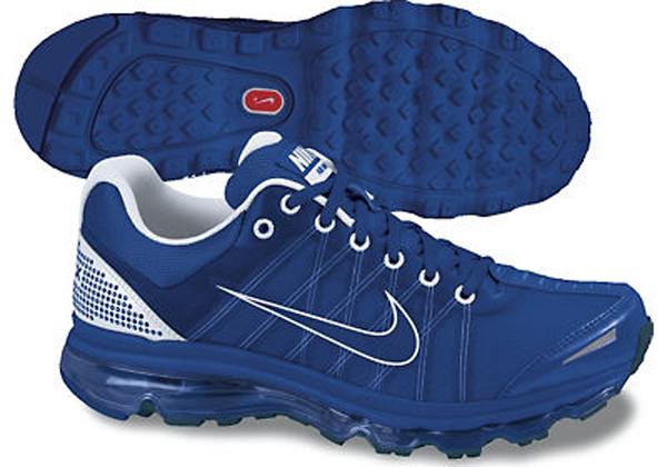 2009 Nike Air Max Blue