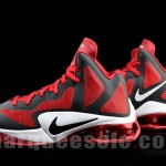 Nike Air Shox Hyperballer - Varisty Red/Black-White