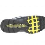 Nike Air Max 95 - Black/Wolf Gray-Sun Yellow - JD Sports Exclusive