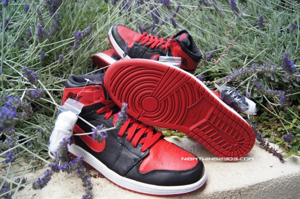 Air Jordan I (1) Retro High Banned