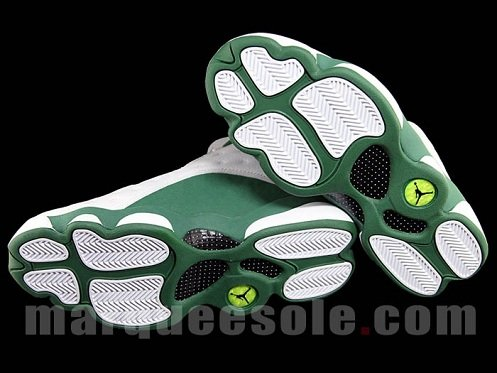 Air Jordan Retro XIII (13) - Ray Allen Three-Point Record PE