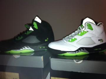 1c766fd3b675 Air Jordan V (5) Retro Quai 54 - Another Look