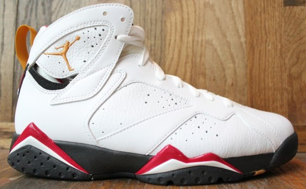 pretty nice ff482 b0f21 Air Jordan VII (7) Retro  Cardinal  - More Images   SneakerFiles