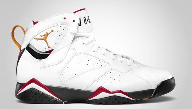 Nouveau Air Jordan Retro 7 Cardinal 2012 Liste designer Footlocker rabais 2kDUUkZOO