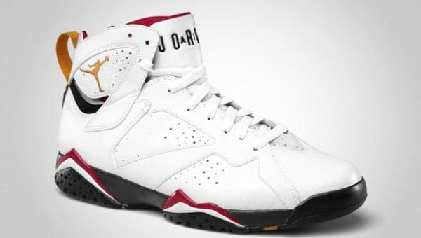 air jordan retro 7 cardinal 2012 roster