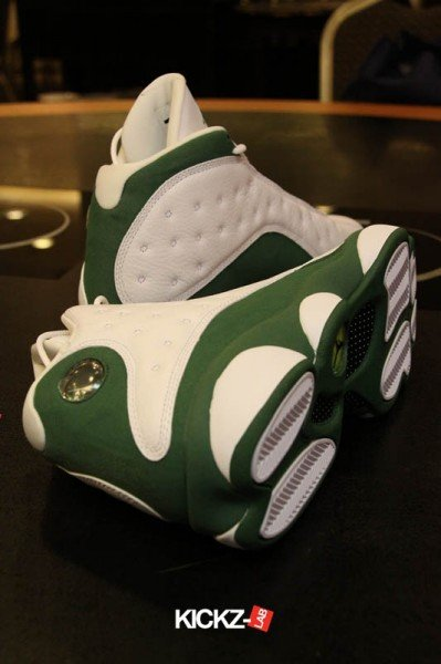 Air Jordan XIII (13) Retro - Ray Allen PE New Images  dffac3623