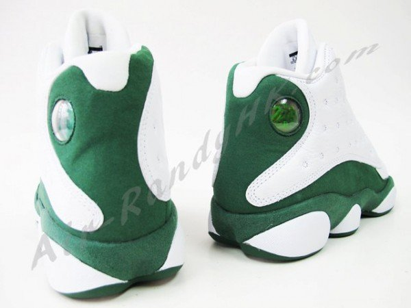 Air Jordan XIII (13) Retro Ray Allen PE - New Images  5078df8ec
