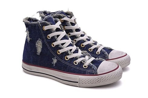 Converse Chuck Taylor All Star - Distressed Denim Pack