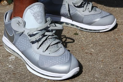 LeBron-8-V2-Low-'Wolf Grey'-Hitting-Retail-Now