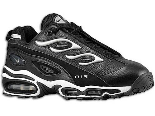 Nike Air Butane Max - Black/White