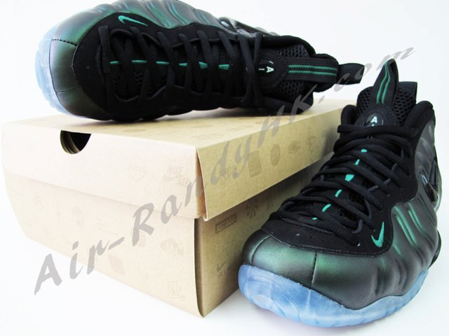 the latest d3ce2 5ea01 Nike Air Foamposite Pro 'Dark Pine' - New Images | SneakerFiles