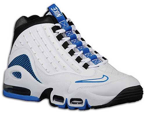 Nike Air Griffey Max II - White/Black-Blue