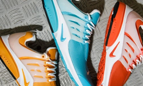 Nike Air Presto - Summer 2011 Colorways Available Now