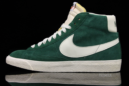 Nike Blazer High Vintage Pack - Fall 2011