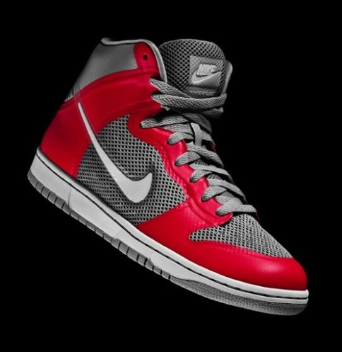 Nike Dunk High Hyperfuse - Fall 2011