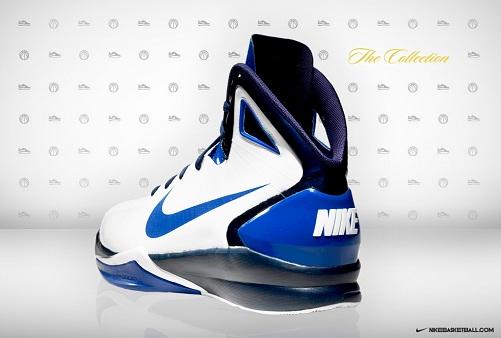 Nike Hyperdunk 2010 - Dirk Nowitzki Playoff PE