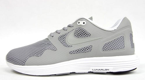 Nike Lunar Flow - Grey/White
