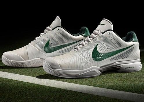 Nike Lunar Vapor 8 Tour Wimbledon Roger Federer