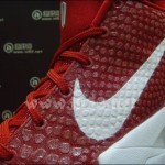 Nike Zoom Kobe VI (6) TB – Varsity Red/White-Metallic Silver