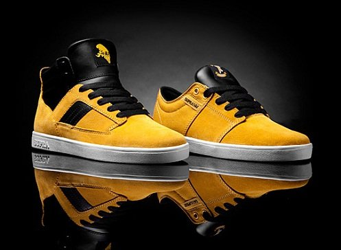 Supra - Black Yellow Pack